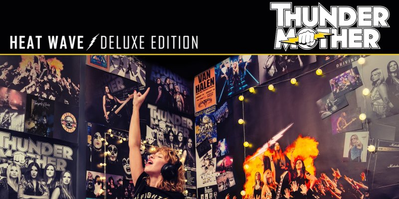 Thundermother - Heat Wave (Deluxe Edition)